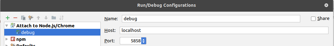 How i can debug in Webstorm with nodemon ? · Issue #30 · nestjs