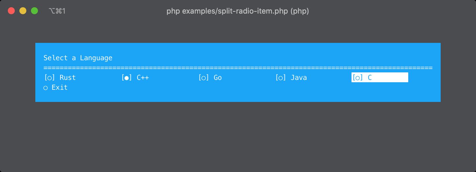 radio-split