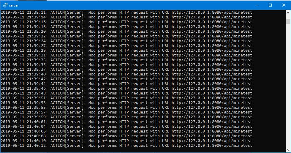 Multimc Server