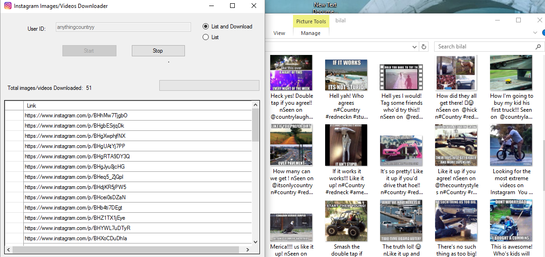 Save Caption as Filename · Issue #172 · instaloader