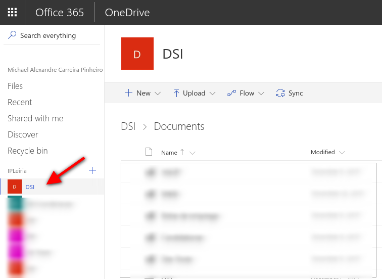 Syncing a sharepoint document library · Issue #283 · skilion