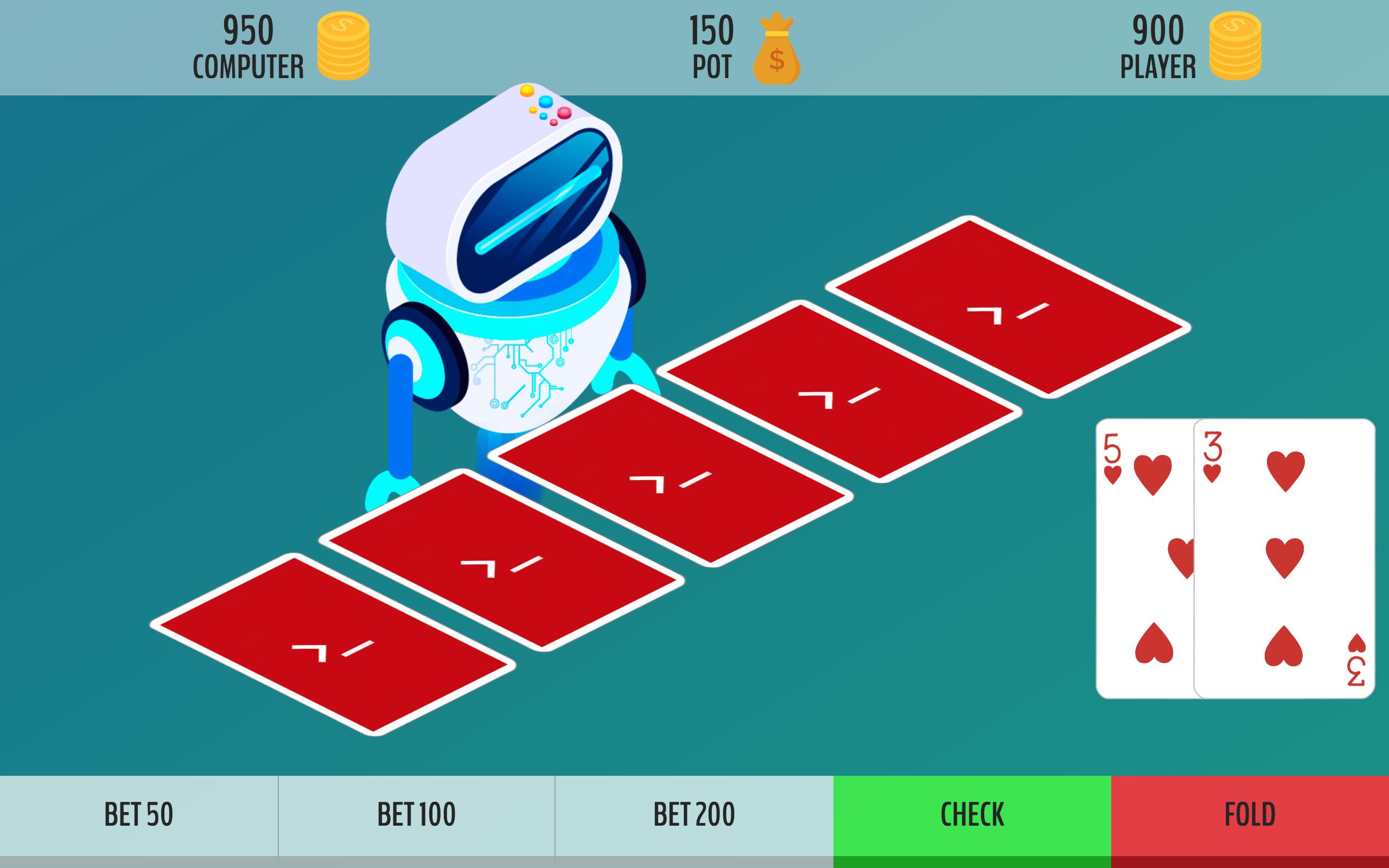 Isometric Poker Screenshot 1