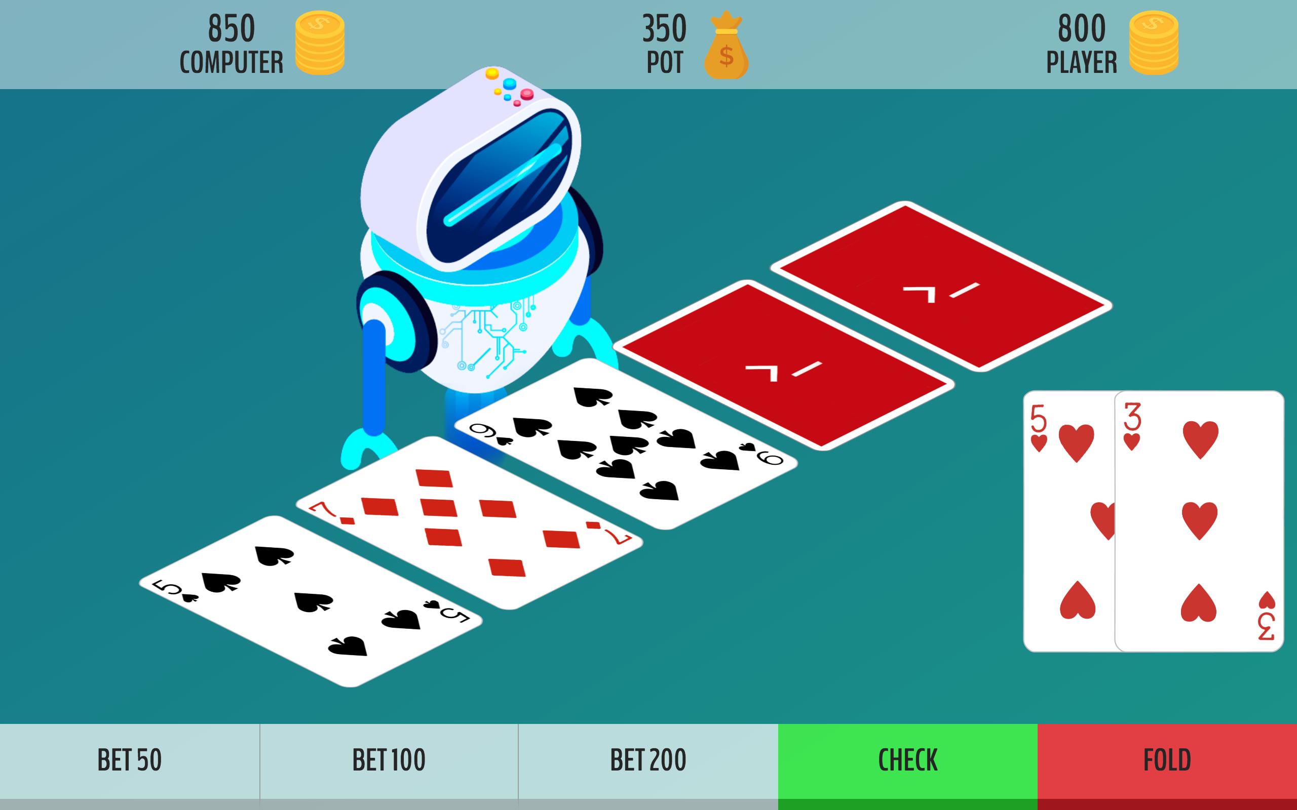 Isometric Poker Screenshot 2