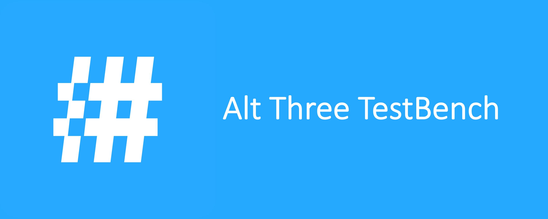 Alt Three TestBench