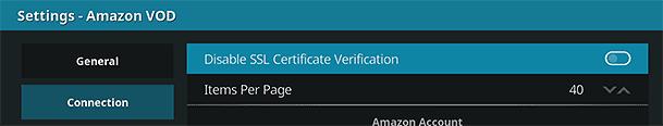 SSL validation