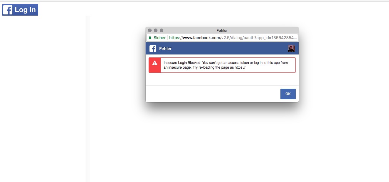 facebook insecure login blocked issue 117 sqren fb sleep stats