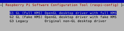 Raspberry Pi 3B+: No available video device · Issue #6137 · kivy