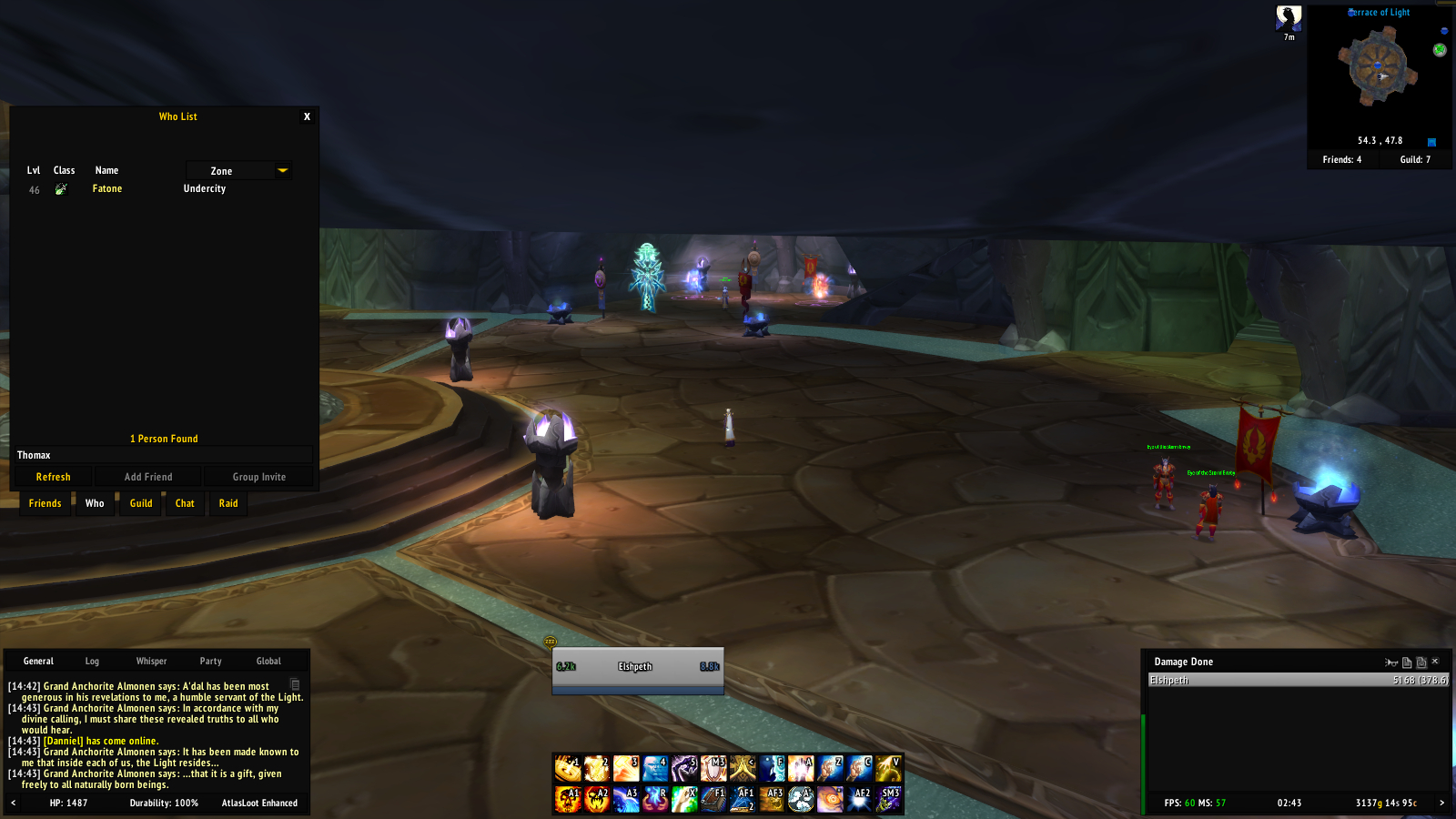 who command is not working · Issue #273 · ElvUI-TBC/ElvUI