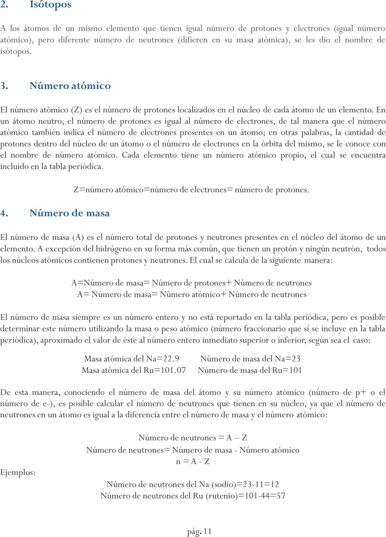 quimica i 12