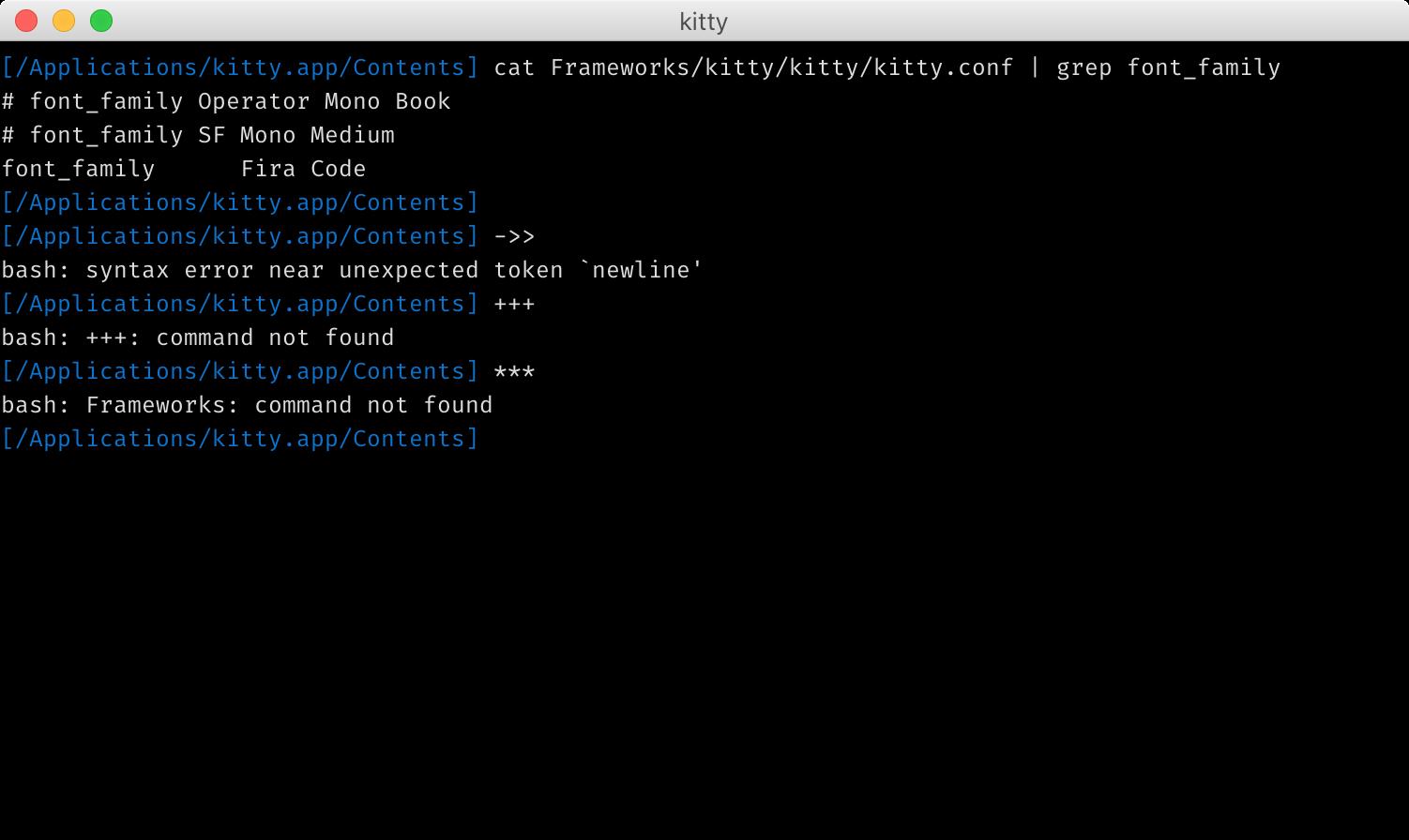 Kitty Terminal Ubuntu Gastronomia Y Viajes