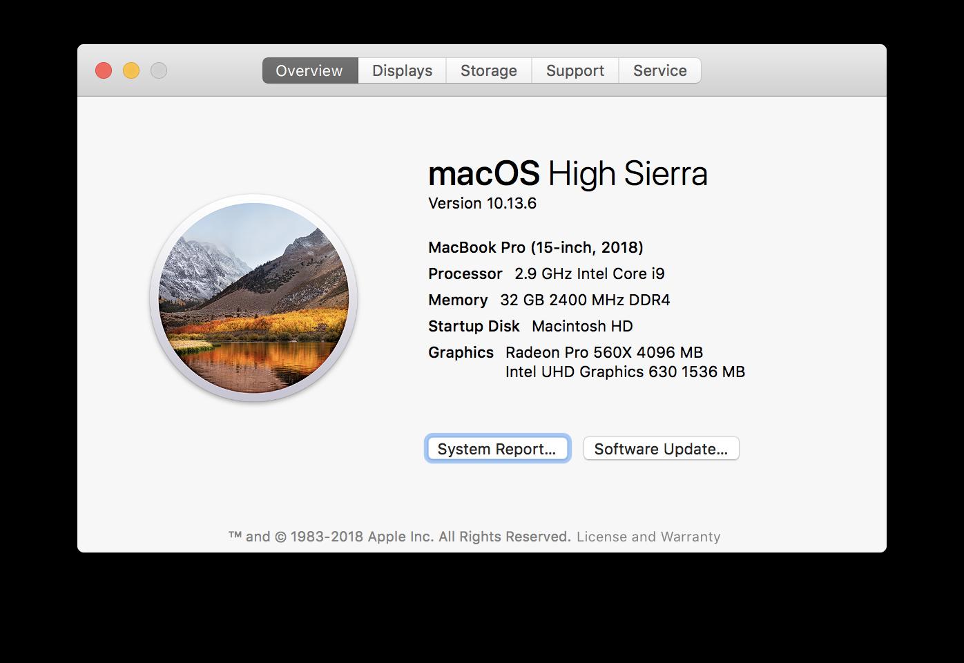 2018 MacBook Pro Buggy · Issue #77 · hholtmann/smcFanControl