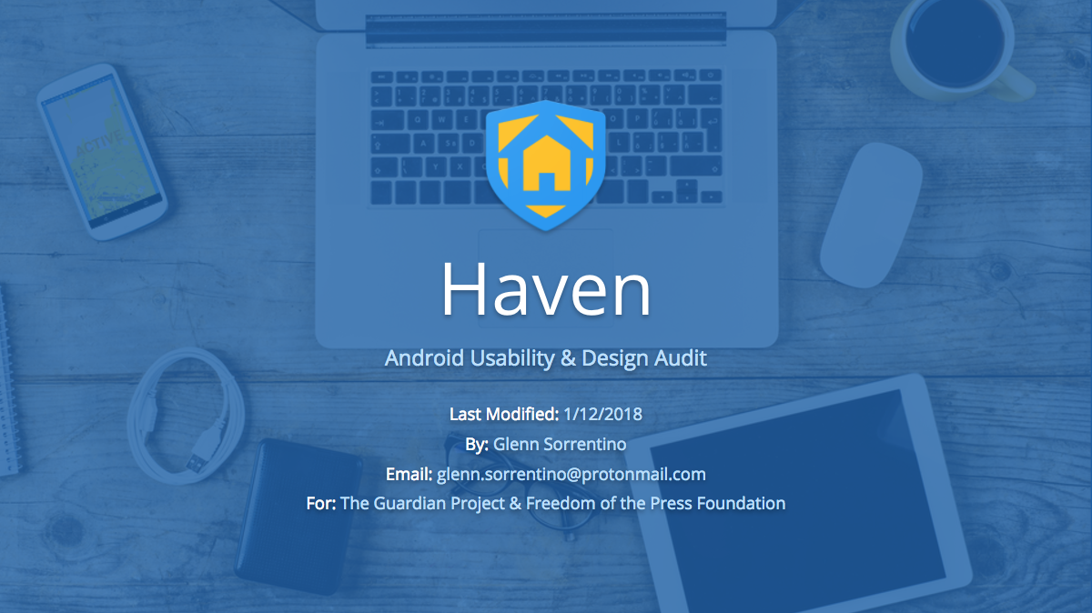 haven deck cover