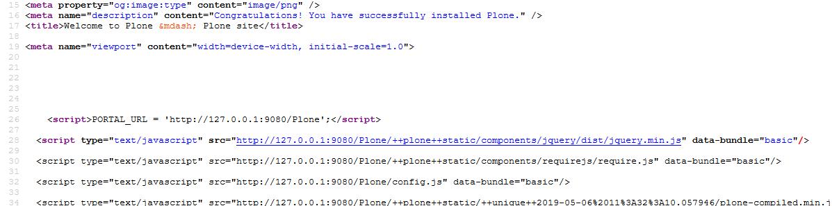 screenshot of invalid HTML