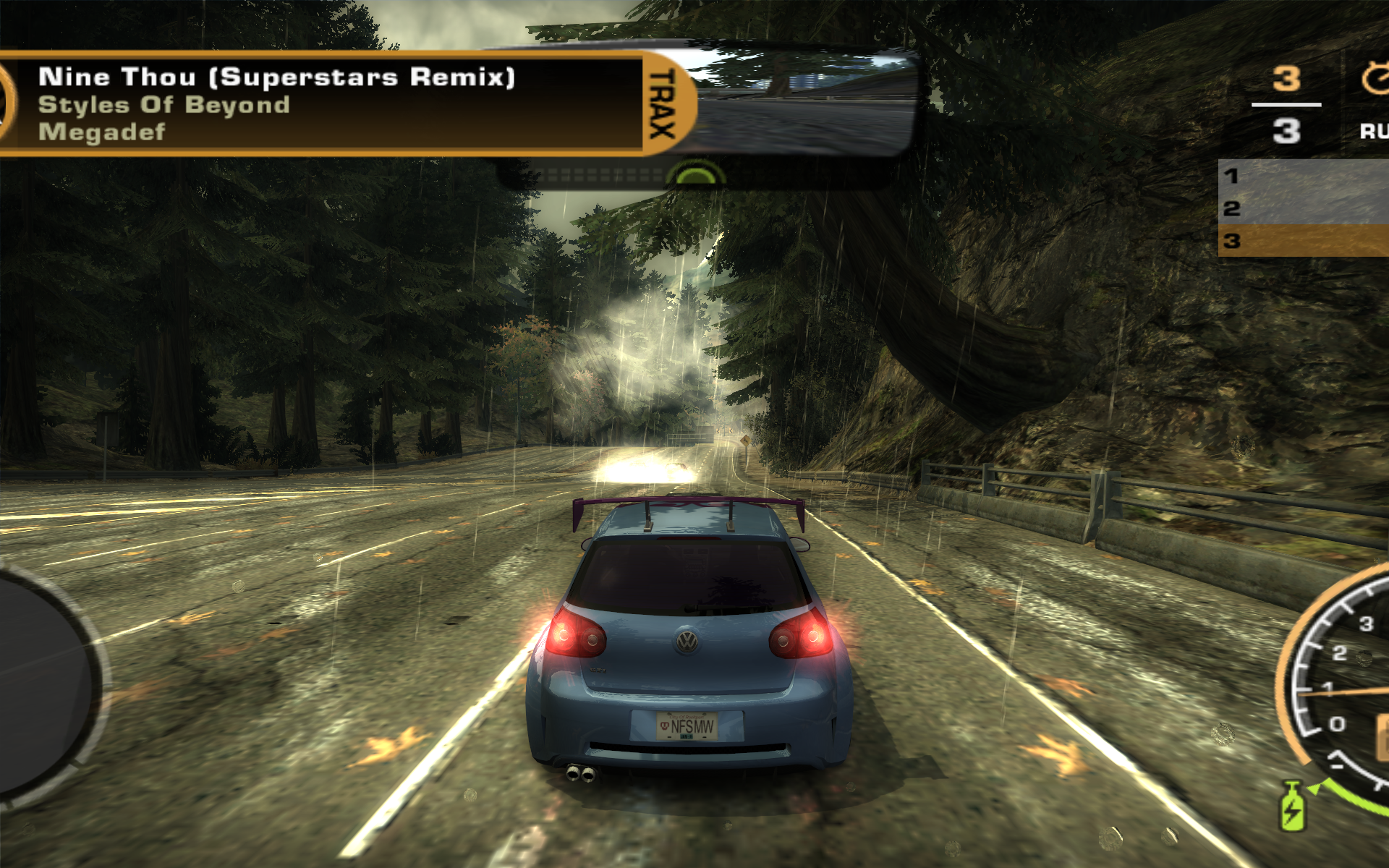 NFS MW] HUD partly out of screen · Issue #273 · ThirteenAG