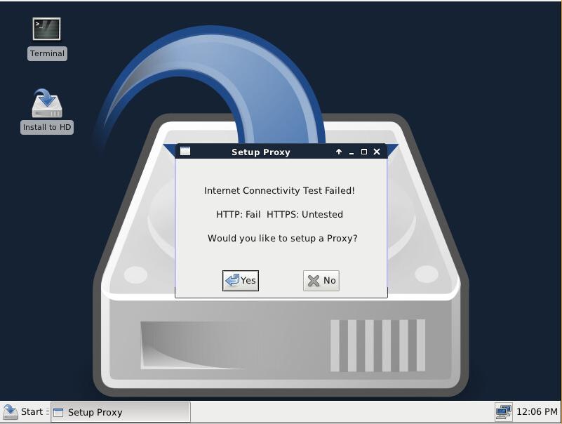 DevStation - Internet Connectivity Test Failed · Issue #248