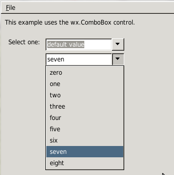 Smaller size of ComboBox with GTK3 (Linux) causes unreadable