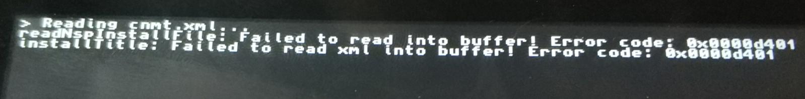 Unable to install via Devmenu · Issue #1 · CVFireDragon