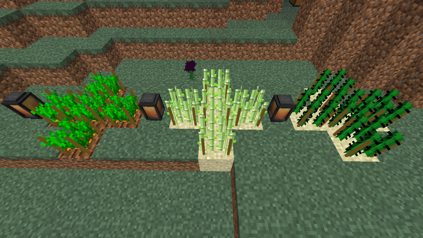 Both Mushrooms cannot grow · Issue #1029 · AgriCraft