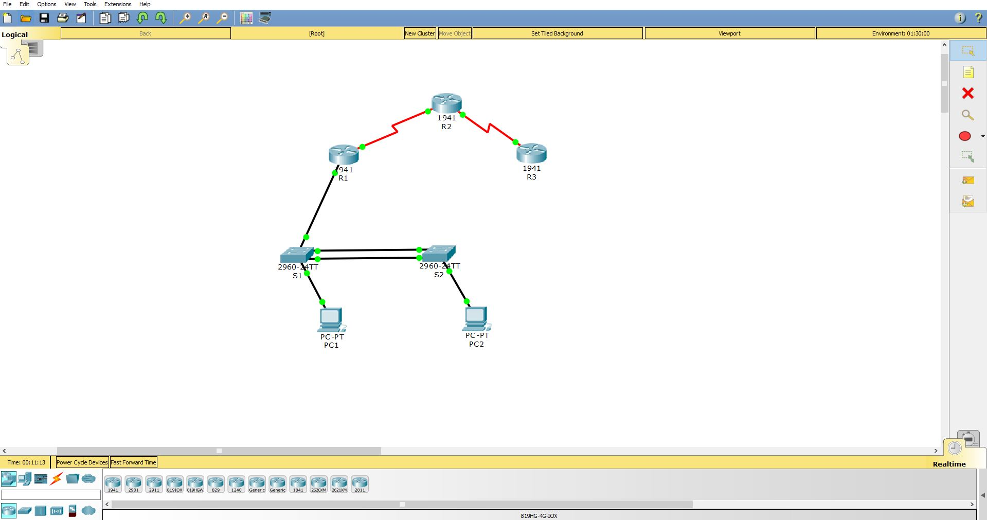 GitHub - ITmartinly/Cisco-Packet-Tracer: CISCO Networks