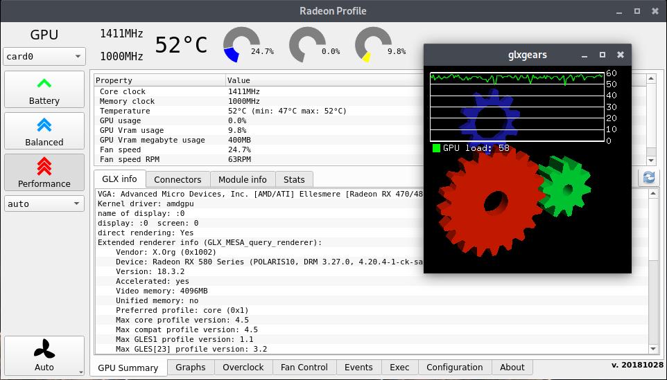 Fix GPU usage with AMDGPU · Issue #111 · marazmista/radeon-profile
