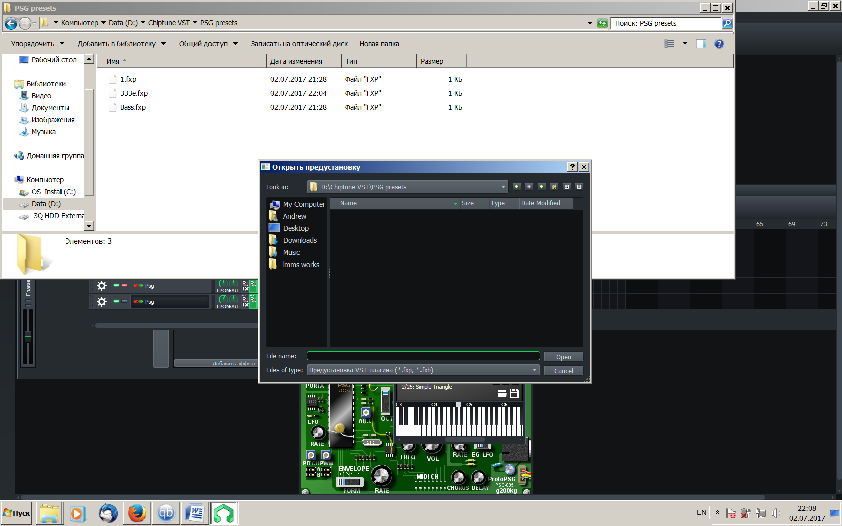 Some problems with VST  Again  · Issue #3677 · LMMS/lmms