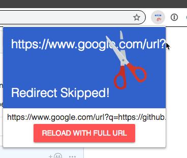 data-saferedirecturl defeats URL stripping · Issue #69