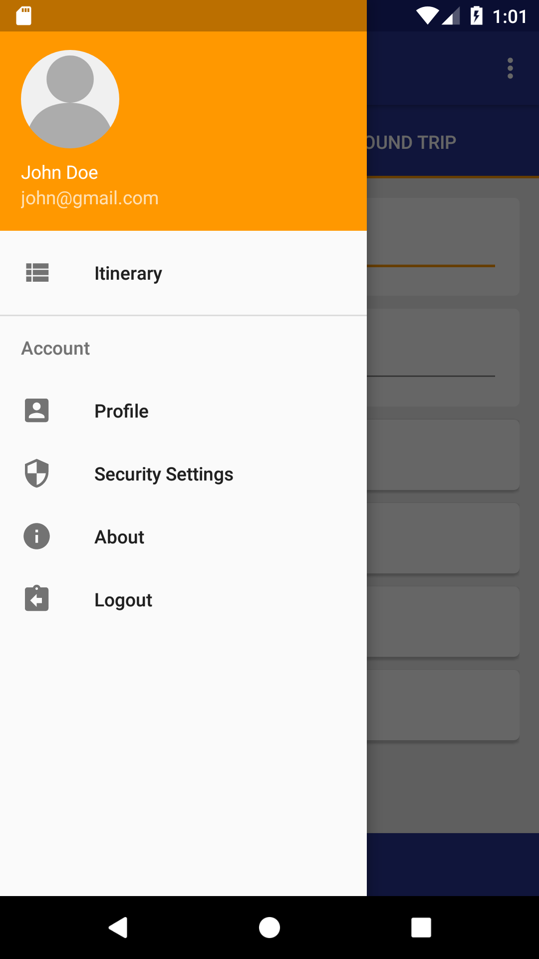 GitHub - mentesnot/Android-Flight-Reservation-App: Android mobile