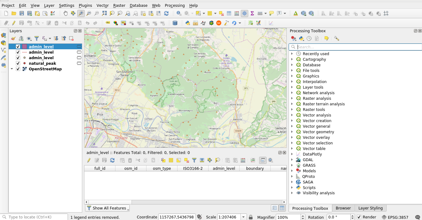 No data are downloaded (QGIS 3) · Issue #125 · 3liz/QuickOSM