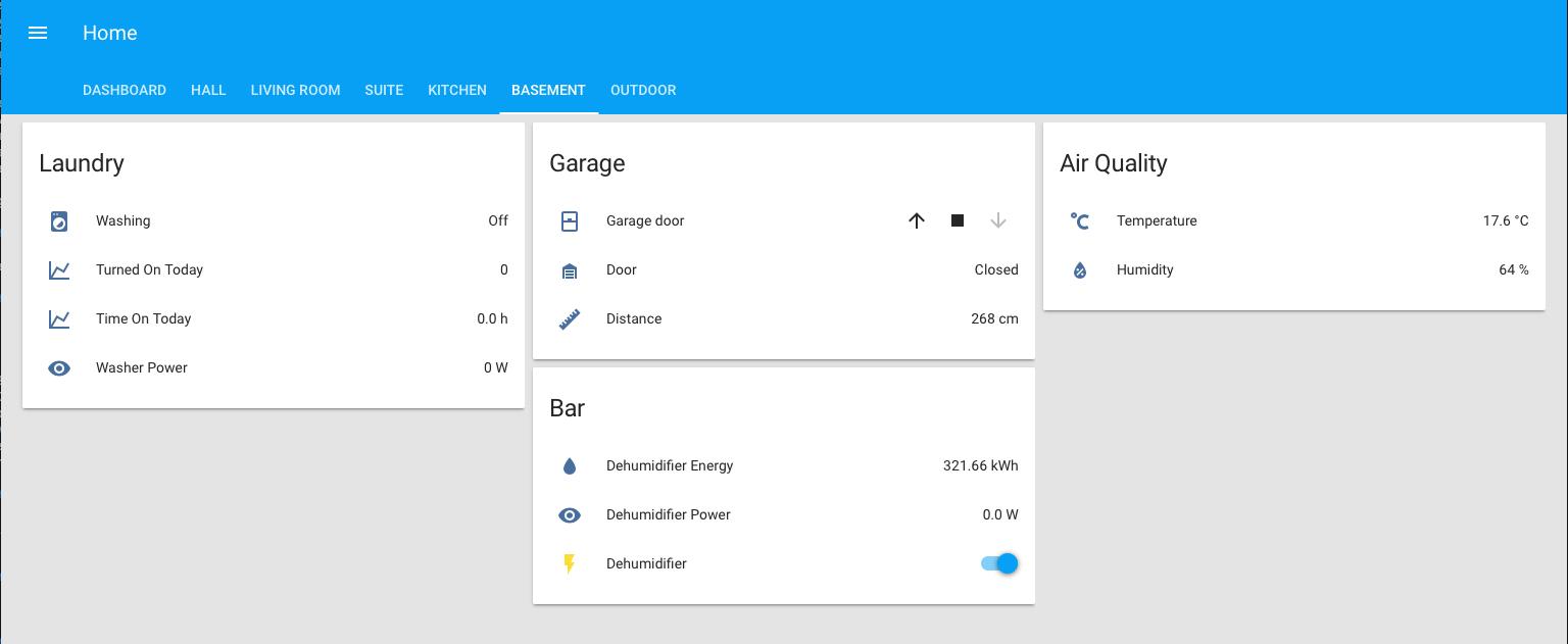 GitHub - ruimarinho/home-assistant-config: 🔧🏡 My home automation
