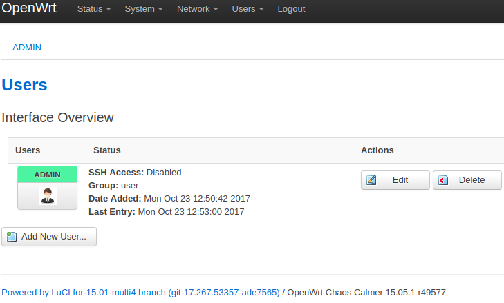 Discussion on Luci multi-user features · Issue #623 · openwrt/luci ...