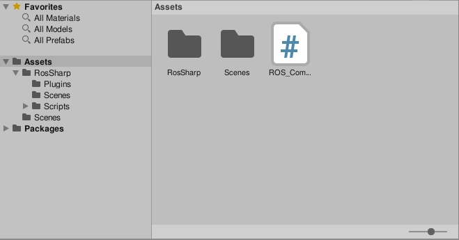 Having trouble setting up ROS# on Unity · Issue #220