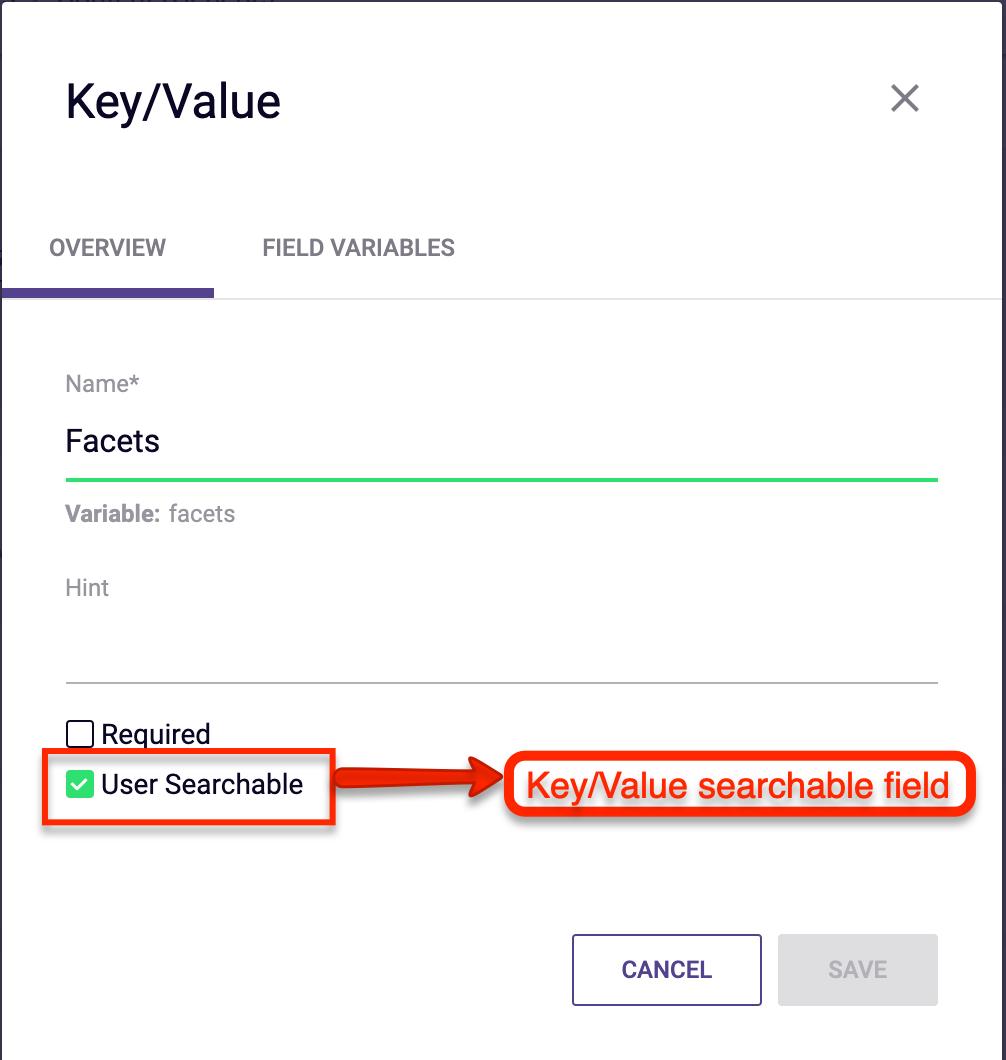 key-value-field