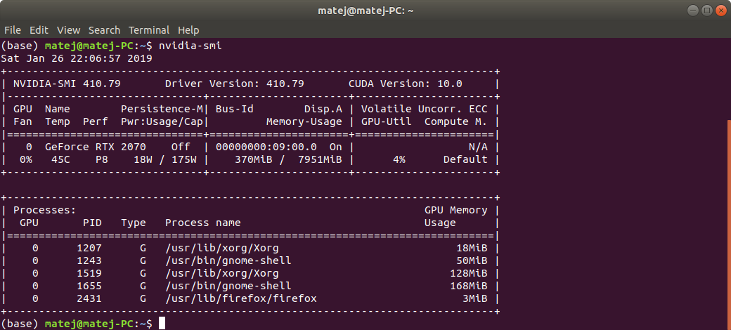 Flatpak not recognizing nvidia-410-79 · Issue #501 · tiliado