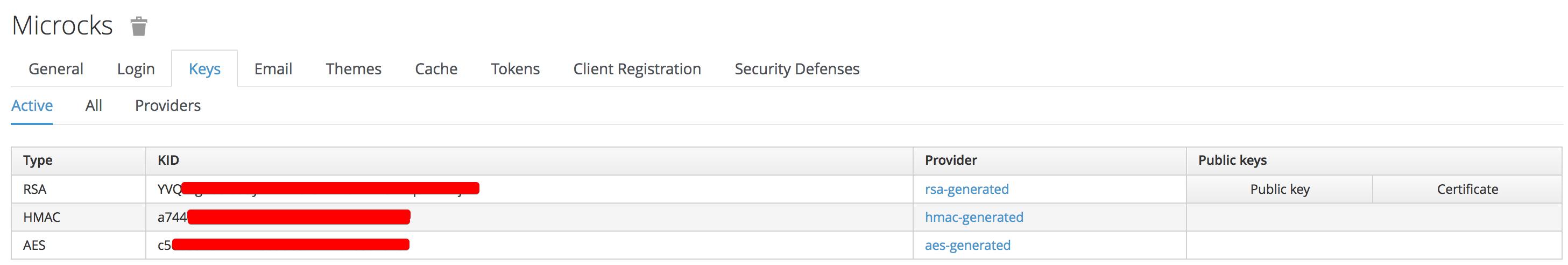Docker-compose setup on MacOS: the microcks service is