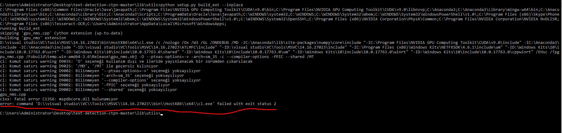 Run demo py with GPU on the Platform of Windows · Issue #264