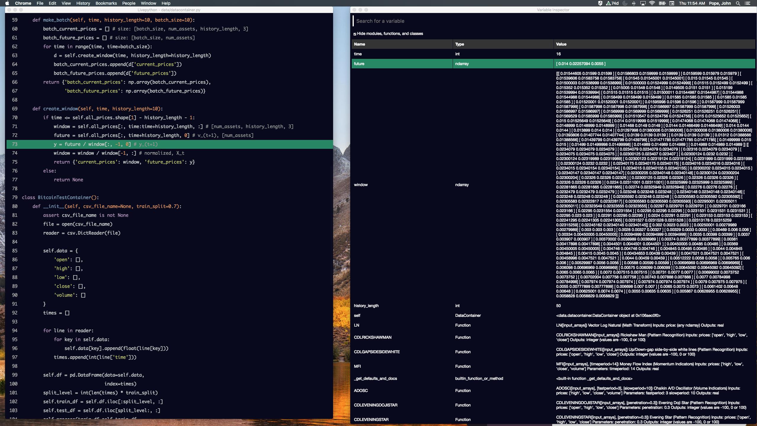 Variables Explorer · Issue #81 · microsoft/PTVS · GitHub