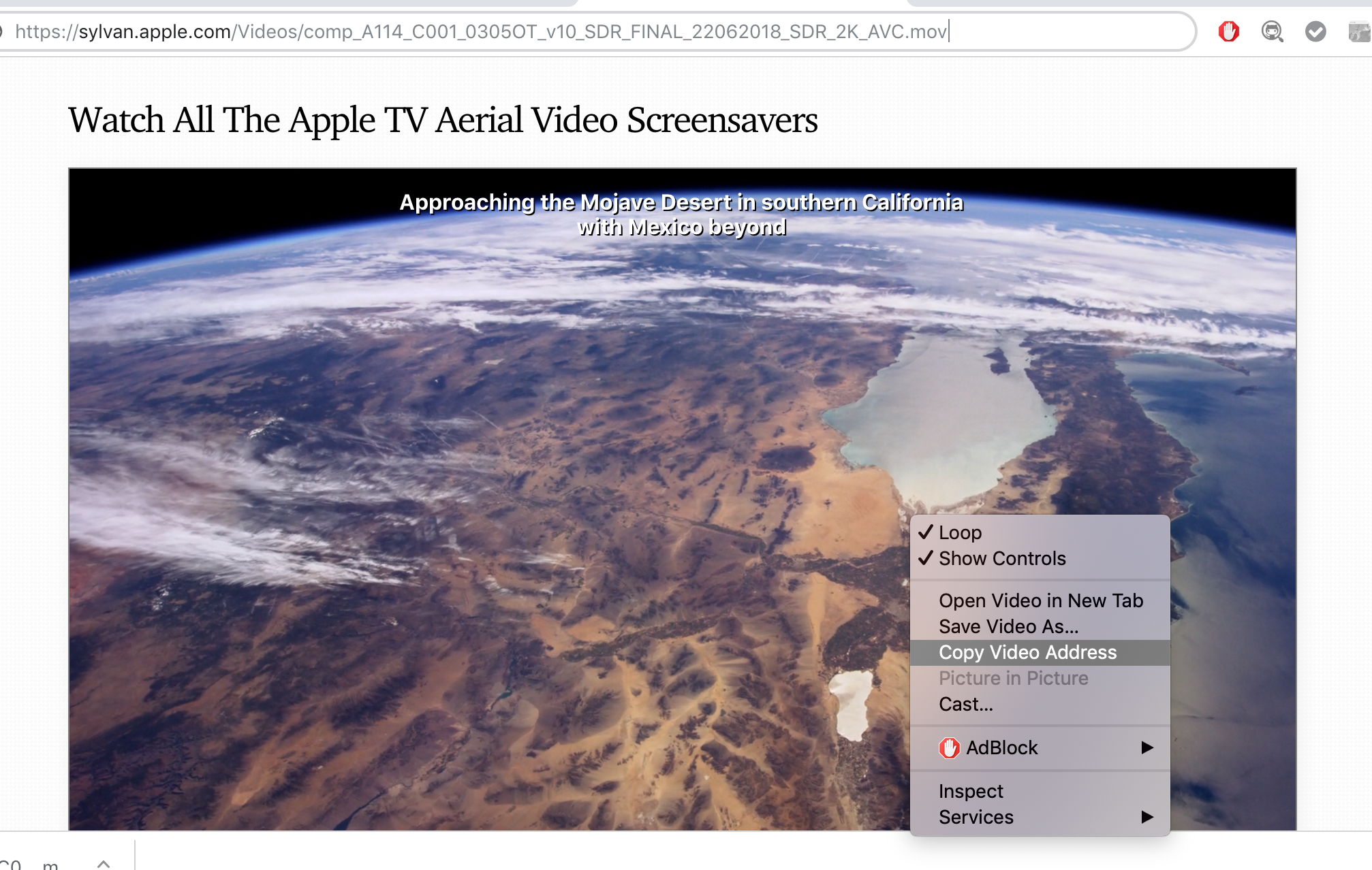 create your own apple tv screensaver