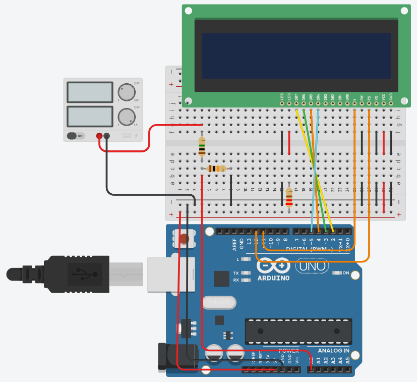 GitHub - w29ahmed/Arduino-Voltmeter: An Arduino based