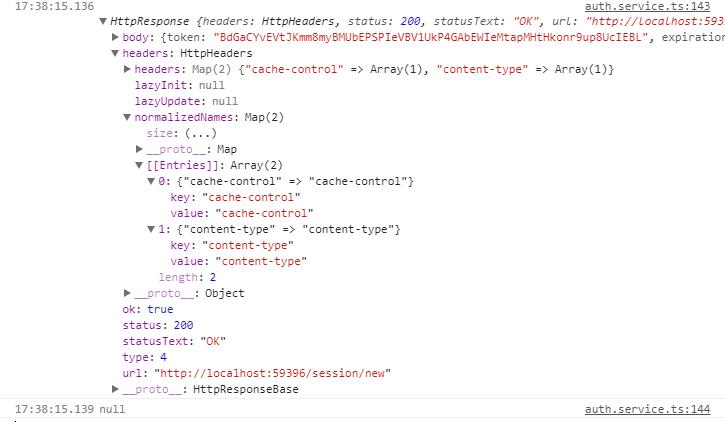 HttpClient do not detect header params · Issue #20554