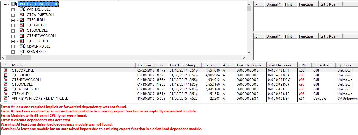 unable to start correctly (0xc000007b) · Issue #52 · amakaseev