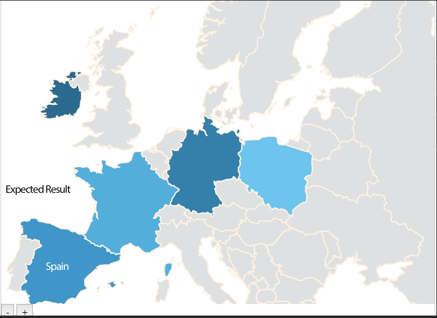 Map Of Spain To Label.Map Label Is Not Showing For Europe In Datamaps Issue 453