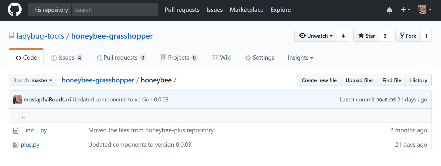honeybee-grasshopper