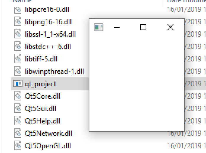 Compiling from OSX for Windows 10 64 bit · Issue #768