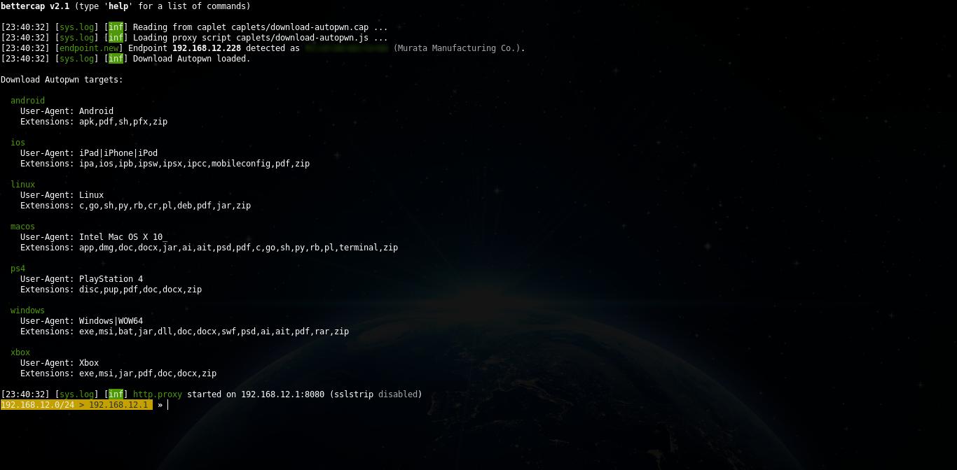 caplets/download-autopwn at master · bettercap/caplets · GitHub