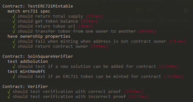 Ethereum DApp for Property Claim by mint tokens on a Real Estate Marketplace - <a href=