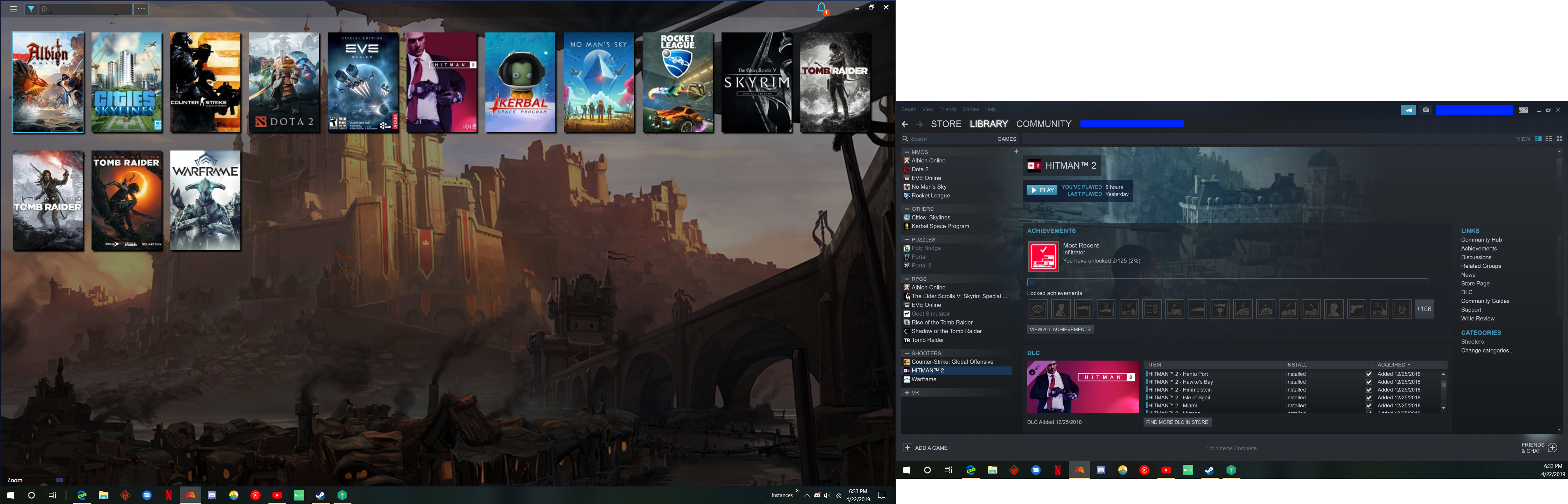Not detecting uninstalled Steam games · Issue #1120