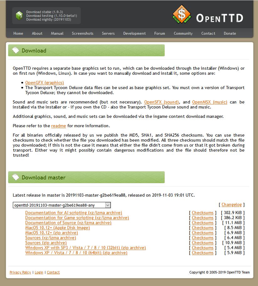 website-debug-not-in-manifest