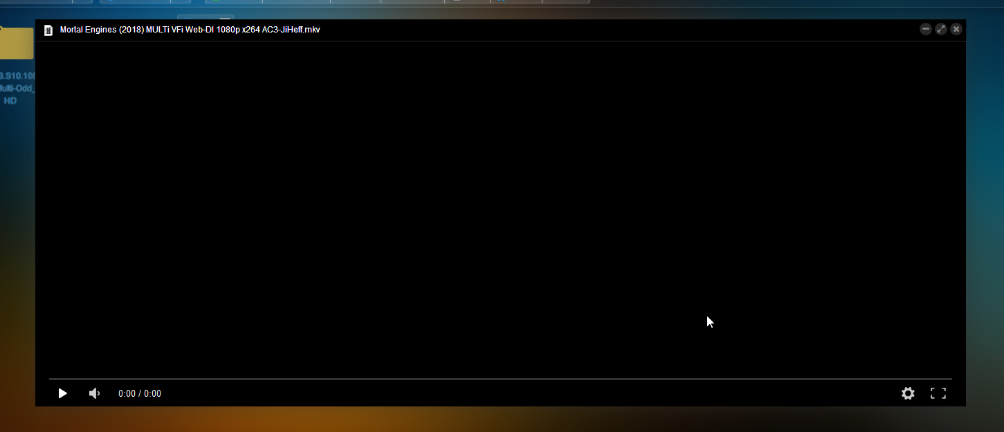 Can't read video on firefox and VLC don't open on chrome