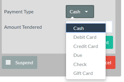 payment option receipt customize · Issue #2331 · opensourcepos