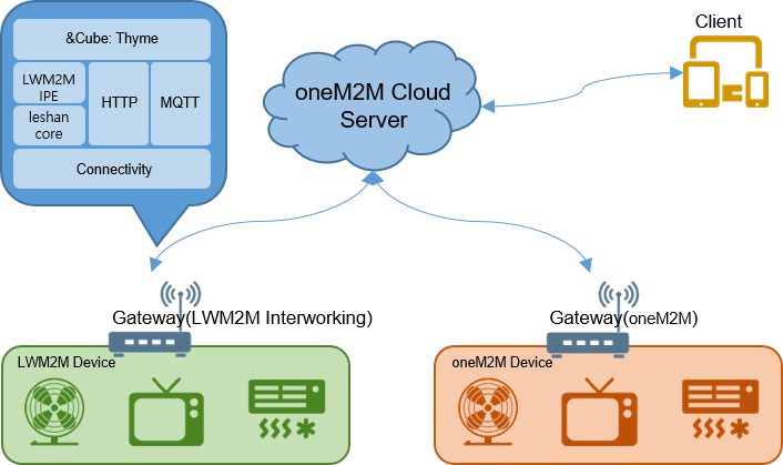 oneM2M Interworking Proxy Entity (LWM2M) – OCEAN DEVELOPERS